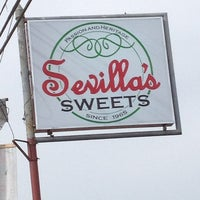Photo taken at Sevilla's sweets by Dionne I. on 3/16/2013
