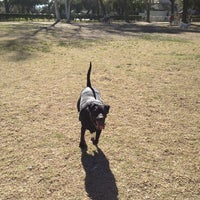 Photo taken at Baldy View Dog Park by Alex A. on 1/20/2013
