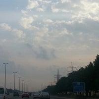 Photo taken at اشارة القلقصه by Saloo7ka on 11/19/2012