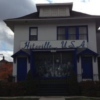 Photo taken at Motown Historical Museum / Hitsville U.S.A. by Ryan S. on 10/18/2012
