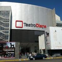 Foto tomada en Teatro Diana por Hector C. el 3/2/2013