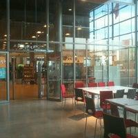 Photo taken at Sellon kirjasto by A. T. on 10/26/2012
