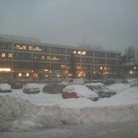 Photo taken at Espoon kaupungin Työväenopisto by A. T. on 12/7/2012