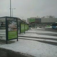 Photo taken at HSL Tapionaukion bussiterminaali by A. T. on 3/12/2013