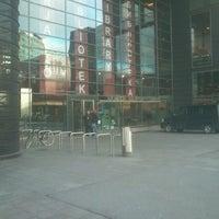 Photo taken at Sellon kirjasto by A. T. on 11/8/2012
