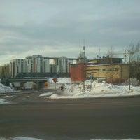 Photo taken at Leppävaara / Alberga by A. T. on 2/28/2013