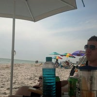 Photo taken at Sterling Beach by Ryan M. on 5/19/2013