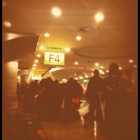 Photo taken at Gate F3 by Ahmed E. on 12/22/2014