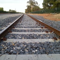 Photo taken at Broadmeadows Railway Station by Bryan B. on 2/10/2013