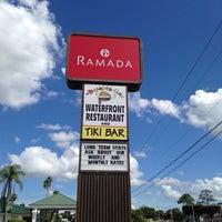 Photo taken at Ramada Sarasota by Sergey R. on 7/10/2013