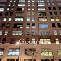 Photo taken at Google New York by Songhua on 11/27/2017