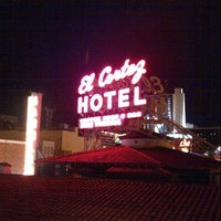 Photo taken at El Cortez Hotel & Casino by @VegasBiLL on 12/4/2012
