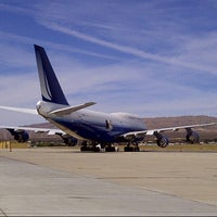Photo taken at Mojave Air and Space Port by @VegasBiLL on 9/21/2012