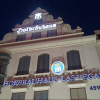 Photo taken at Hofbräuhaus Las Vegas by @VegasBiLL on 9/28/2013