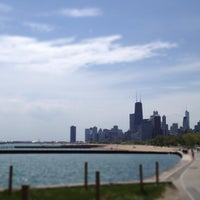 Photo taken at Chicago Lakefront by Tim R. on 5/21/2013