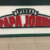 Photo taken at Papa John's Pizza by Core A. on 8/27/2013