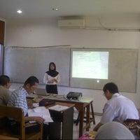 Photo taken at Ruang Seminar Jurusan Matematika FMIPA Unhas by Tri H. on 6/20/2013