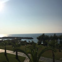 Photo taken at Iberostar Creta Panorama by Ilya K. on 7/29/2016