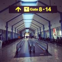 Photo taken at Bandaranaike International Airport (CMB) by Svetlana V. on 11/25/2012