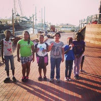 Photo taken at Texas Seaport Museum by Mica L. on 6/23/2013