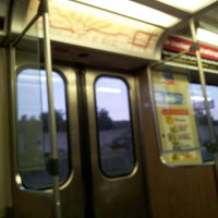 Photo taken at Jefferson Pk Station by Mica L. on 7/25/2013