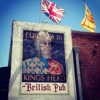 Photo taken at Ye Olde King's Head by Scott H. on 4/19/2013