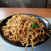 Photo taken at YC'S Mongolian Grill by Herb Jackson Jr. on 4/3/2013