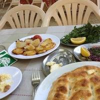 Photo taken at Altıntaş Restorant (Alabalık) by Erdem S. on 7/26/2013
