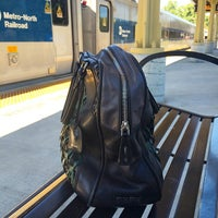 Photo taken at Metro North - Harlem Valley / Wingdale Train Station by Bart on 8/19/2014