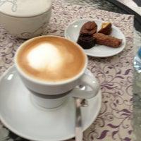 Photo taken at Chococafe Eva by Daria V. on 4/24/2013
