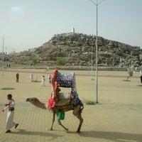 Photo taken at Arafah Mountain by W. A. P. on 5/30/2013