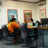 Photo taken at Bank Danamon Indonesia by W. A. P. on 9/4/2013