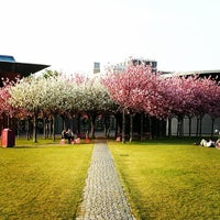 Photo taken at Museumplein by AlBaraa S. on 5/5/2013