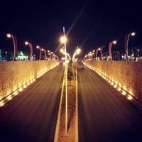 Photo taken at King Abdullah Road by AlBaraa S. on 12/18/2012