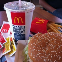 Photo taken at McDonald's by Edgard M. on 9/30/2012