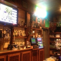 Photo taken at Irish Bred Pub by Krystal H. on 3/18/2013