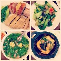 Photo taken at Com ga Hong Xuong by Kannie H. on 12/25/2012