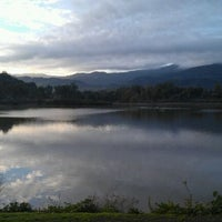 Photo taken at Almaden Lake Park by Christina S. on 12/30/2012