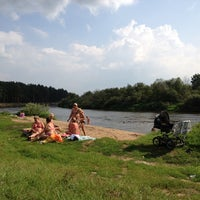 Photo taken at Водокачка by Юлия Ш. on 7/9/2014
