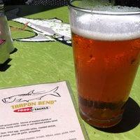 Photo taken at Tarpon Bend Food & Tackle by Julie W. on 5/27/2013