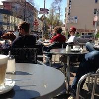 Photo taken at Caffe Leidenschaft by Thomas B. on 3/29/2014