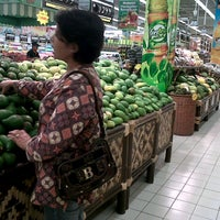 Photo taken at Giant Hypermarket by Angrew H. on 12/13/2012