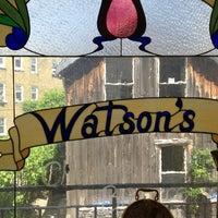 Photo taken at Watsons Chelsea Bazaar by Alan W. on 6/3/2013
