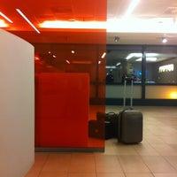 """Photo taken at Alitalia Freccia Alata Lounge """"Bramante"""" by Dario d. on 11/6/2012"""
