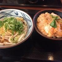 3/22/2018にD 地.が丸亀製麺 流山店で撮った写真