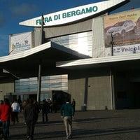 Foto scattata a Fiera di Bergamo da Mauro V. il 11/1/2012