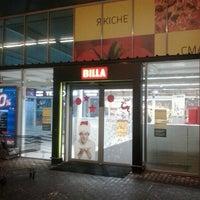 Photo taken at Billa by Igor G. on 1/29/2013