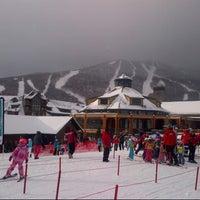 Photo taken at Stowe Mountain Resort by Alexandera Z. on 12/31/2012