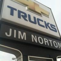 Photo taken at Jim Norton Chevrolet by Monty W. on 8/1/2013