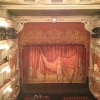 Снимок сделан в Михайловский театр пользователем Eduard M. 3/30/2013